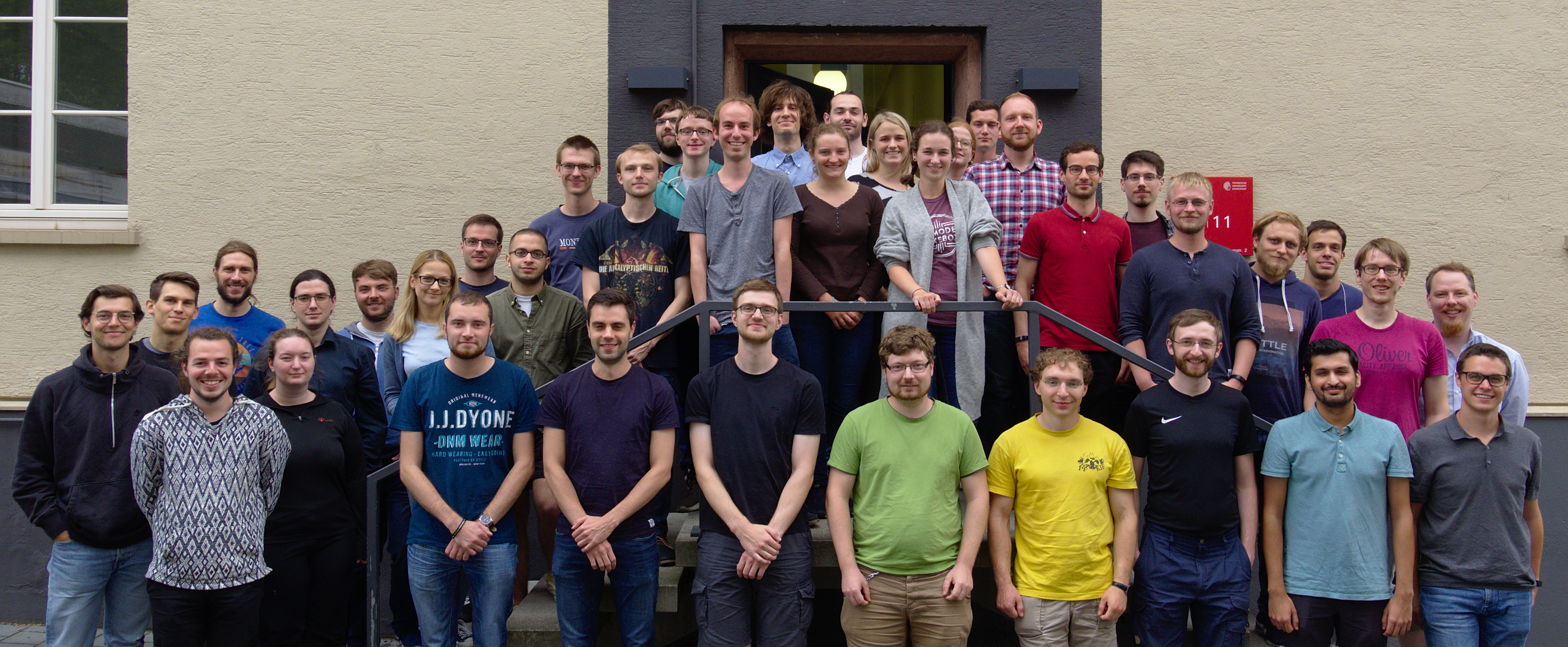 Physics Days at Darmstadt 2019